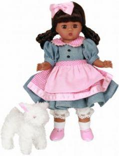 Кукла Madam Alexander Мэри с барашком 20 см 64596