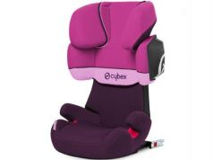 Автокресло Cybex Solution X2-Fix (purple rain)