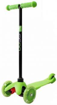 Самокат Y-SCOO Mini Shine A5 зеленый