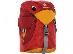 Рюкзак Deuter KIKKI 6 л красный оранжевый 36093-5520