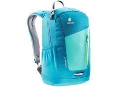 Городской рюкзак Deuter STEPOUT 12 12 л зеленый синий 3810215-2307
