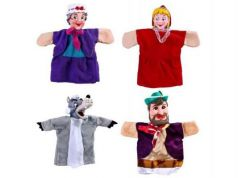 Игровой набор Жирафики Кукольный Театр - Красная шапочка 4 предмета 68318