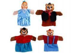 Игровой набор Жирафики Кукольный Театр - Три медведя 4 предмета 68315