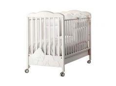 Кроватка Baby Expert Coccolo Lux (белый)