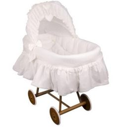 Кроватка-люлька Italbaby Amore (бежевый) 320,0082-6