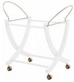 Подставка для колыбели Pali Moses Basket (белый)