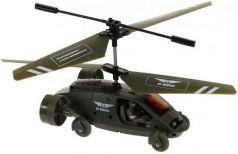 Вертолёт на радиоуправлении От Винта Fly-0231 пластик от 7 лет зелёный 87228