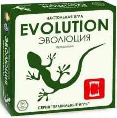 Настольная игра Правильные игры стратегическая Эволюция 13-01-01
