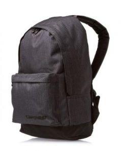 Рюкзак с анатомической спинкой CARIBEE Campus 22 л черный 6470