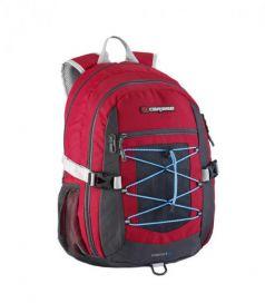 Рюкзак с анатомической спинкой CARIBEE Cisco 30 л красный 64263