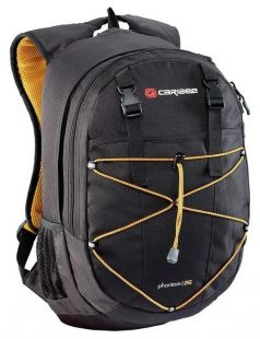 Рюкзак с анатомической спинкой Caribee Phantom 26 л черный 6102