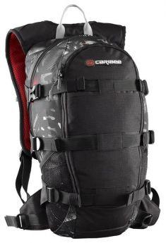 Рюкзак с анатомической спинкой Caribee Stratos XL 18 л принт 61011