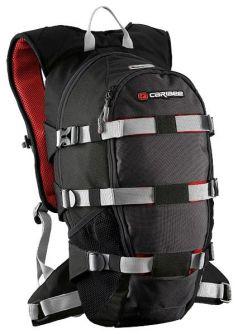 Рюкзак с анатомической спинкой Caribee Stratos XL 18 л черный 6101