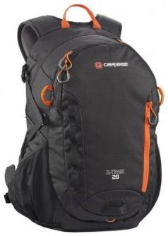Рюкзак с анатомической спинкой Caribee X-trek 28 28 л черный оранжевый 6382