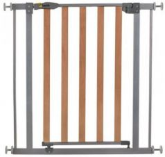 Wood Lock Safety Gate
