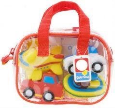 Набор игрушек для ванны Alex Транспорт 700TN