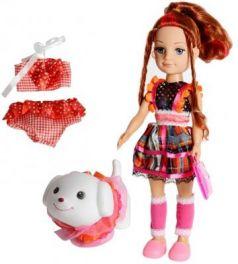Кукла Zhorya Ирина с акссесуарами со звуком
