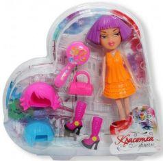 Кукла 1toy Красотка фэшн 24 см 4894001571326
