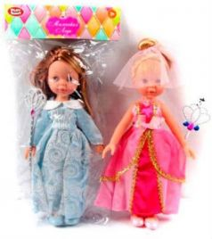 Кукла Play Smart Маленькая леди 30 см 4894001410915