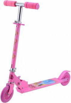 Самокат 1TOY Disney Принцессы розовый