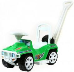 Каталка-машинка Rich Toys Mini Formula 1 зеленый от 10 месяцев пластик ОР856