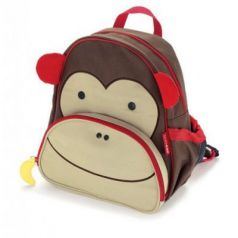 Рюкзак Skip Hop Zoo Pack Обезьянка разноцветный