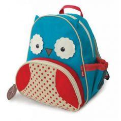 Рюкзак Skip Hop Zoo Pack Совенок разноцветный
