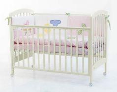 Кроватка Fiorellino Dalmatina (ivory)