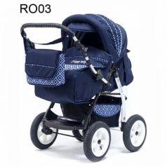 Прогулочная коляска Teddy BartPlast Diana 2016 PKL (RO03/ синий)