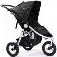 Прогулочная коляска Bumbleride Speed (silver black)