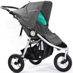 Прогулочная коляска Bumbleride Speed (dawn grey)