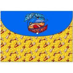 Папка-конверт на кнопке ACTION! /Бэтмен: отважный и смелый/, 0,2мм, А4, ассорти BA-APF305
