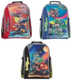 Школьный рюкзак Tiger Enterprise The Outer Space разноцветный 2822/TG в ассортименте