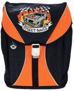 Ранец с анатомической спинкой Tiger Enterprise Voguish Collection черный 11027/TG/1 11027/TG/1