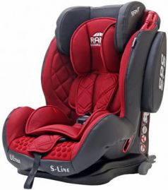 Автокресло Rant Thunder Ultra isofix SPS (red)