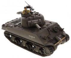 """Танк на радиоуправлении VSP """"M4A3 Шерман"""" пластик от 14 лет коричневый 628434"""