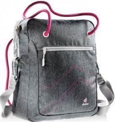 Сумка с отделением для ноутбука Deuter Pannier 14 л серый розовый 85093-7511