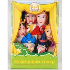 Игровой набор Жирафики Кукольный Театр - Спящая красавица 6 предметов 68342