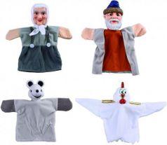 Игровой набор Жирафики Кукольный Театр - Курочка Ряба 4 предмета 68315