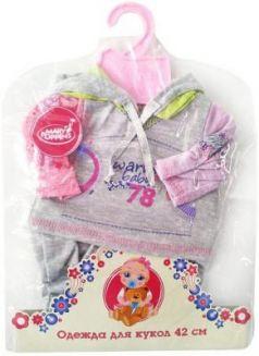Одежда для кукол Mary Poppins Спортивный костюм, 42 см 452065
