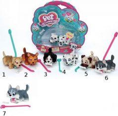 Pet Club Parade в комплекте с косточками и поводком