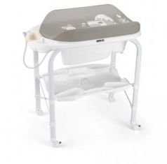 Стол пеленальный с ванночкой Cam Cambio (цвет 227)