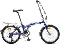 "Велосипед Top Gear ECO 20"" синий ВНС2086"