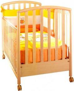 Кроватка Pali Ciak (натуральный)