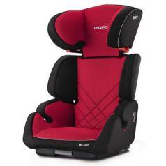 Автокресло Recaro Milano Seatfix (rasing red)