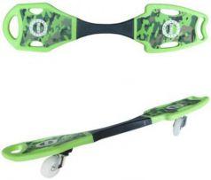 Скейтборд Shantou Gepai 82х20 см (зелёный) 635256