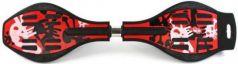 Скейтборд Shantou Gepai 82х20 см (красно-черный) 635088