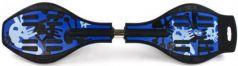Скейтборд Shantou Gepai 82х20 см (сине-черный)