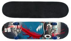 Скейтборд Shantou Gepai Speedy 79х20 см, PVC колеса 635085