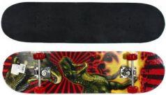 Скейтборд Shantou Gepai T-Rex attack 79х20 см, PVC колеса